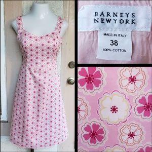 38 / 2 women BARNEYS NEW YORK sleeveless dress